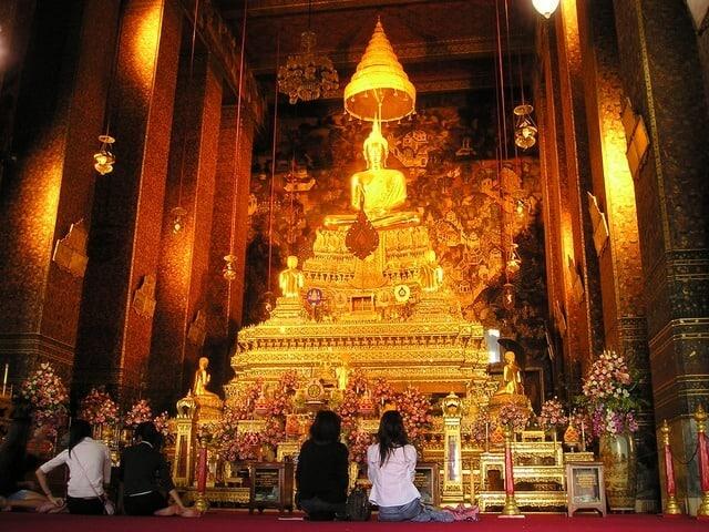 בודהה בבנקוק
