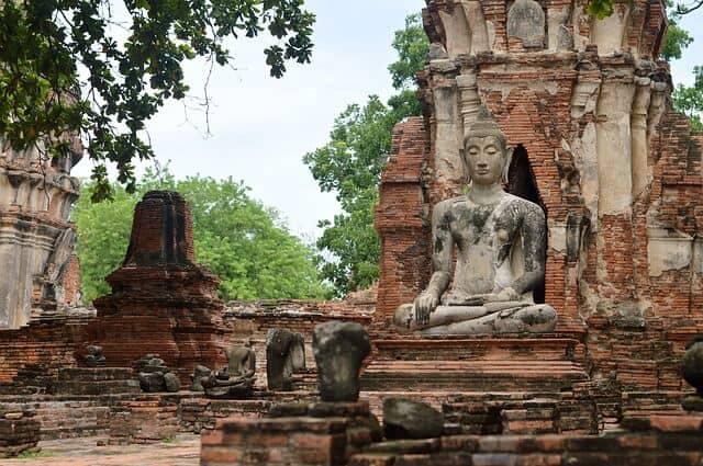 מקדש בצפון בתאילנד