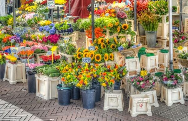 שווקים בתאילנד