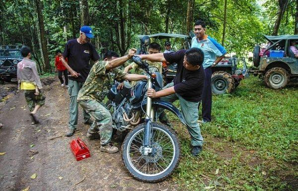 חופשה בתאילנד